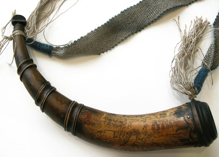 How to Make Powder Horns | Contemporary Makers: Powder Horn by John Barrett