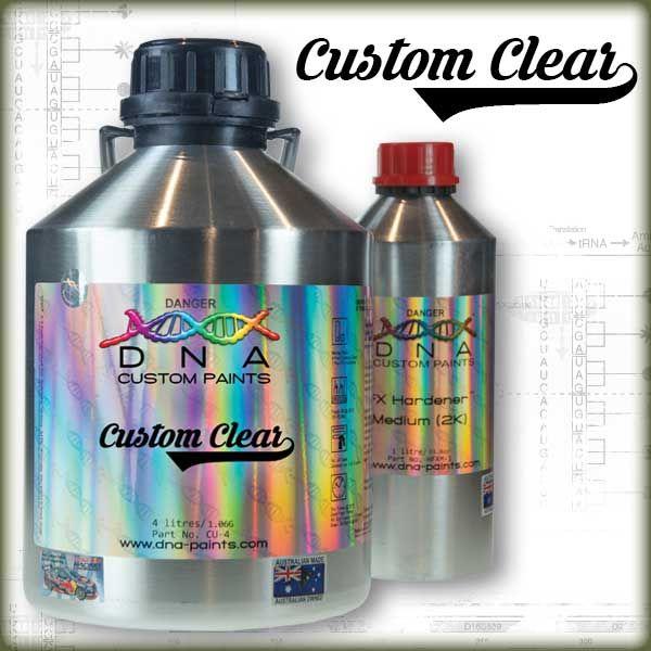 Custom Clear™ Kits | DNA Custom Paints