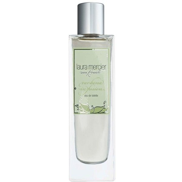 Laura Mercier 'Verbena Infusion' Eau de Toilette ($55) ❤ liked on Polyvore featuring beauty products, fragrance, fillers, beauty, perfume, makeup, perfume fragrances, citrus perfume, flower perfume and eau de toilette perfume