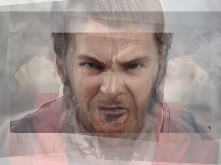 Зачастую злость объединяет людей, делая черты их лица крайне похожими