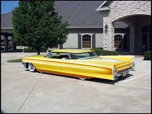 '61 Cadillac Coupe DeVille