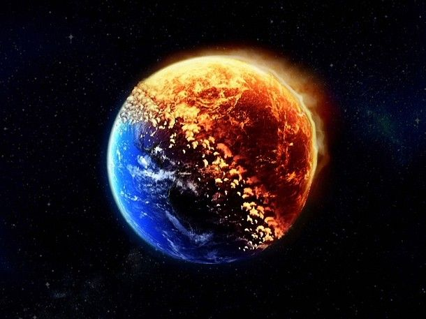 End Of World - When Will The World End Scientifically