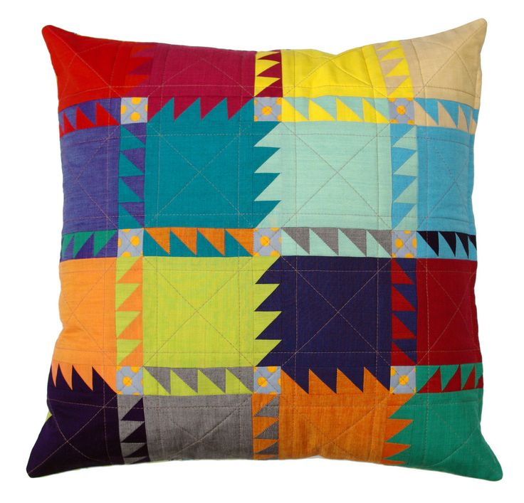 Oakshott Bear Paw Pillow - Cushion Cover Pattern (pdf file) $7.00 #etsy
