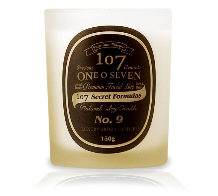 107 Aroma Candle No.9