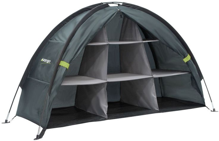 No more clutter when you're camping! Keep your gear, and your tent interior, tidy and organised.