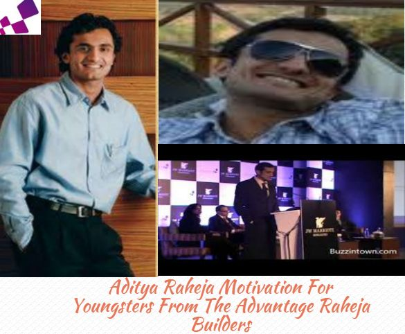 Aditya Raheja The Motivational Entrepreneur