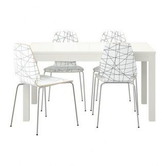 25 best madrid ikea segunda mano images on pinterest ikea madrid and hemnes - Table et chaises ikea ...