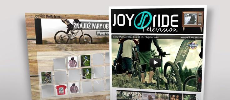 JoyRide https://www.facebook.com/pages/JoyRide/63781680898