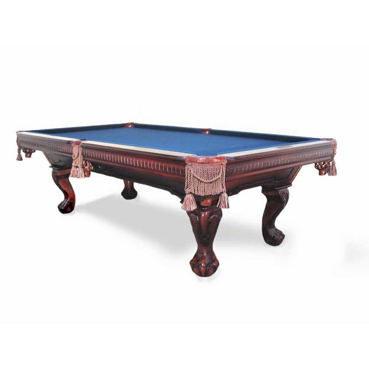 17 best images about table pool on pinterest louis xiv traditional and cherries - Pool table green felt ...
