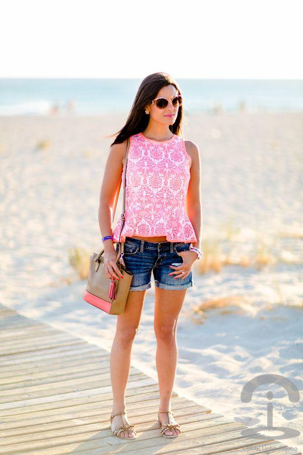 Neon Pink Crimenes de la Moda