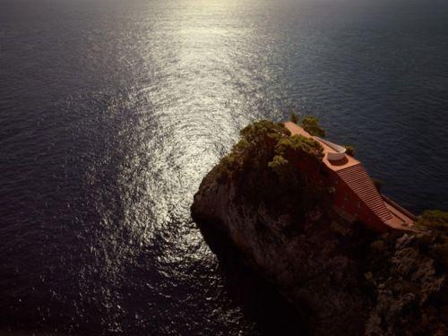 Casa Malaparte - Adalberto Libera (Capri, Italy)