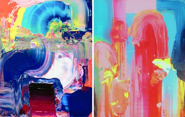 Brendan Smith's Summer Swirls