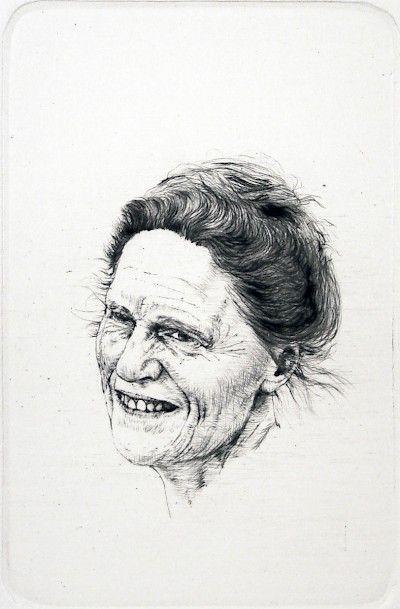 Arne Bendik Sjur : 1986 Portraits XXX at Davidson Galleries