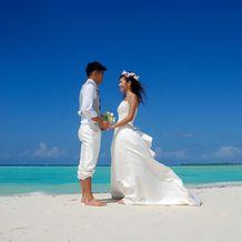 モルディブの美しいビーチで最高の思い出を。海外の前撮りスポット一覧です。参考にどうぞ♡