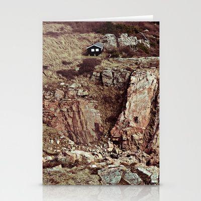 CLIMBER Stationery Cards by lilla värsting - $12.00