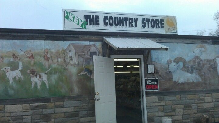The Country Store in Chilhowee, MO