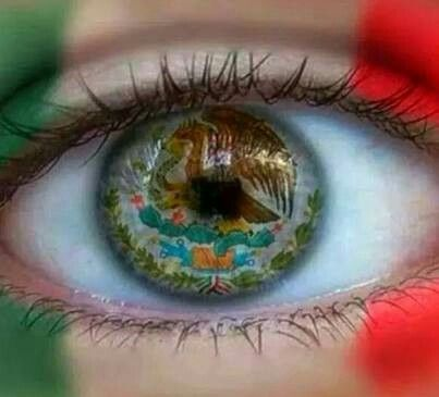 Eyes tricolor patrio beautiful cute colorful