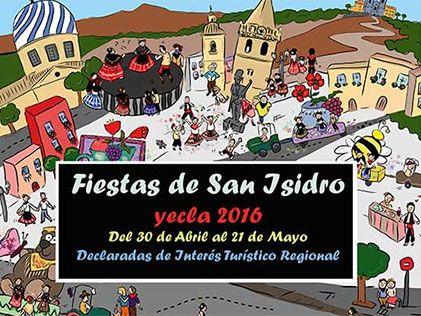 FIESTAS DE SAN ISIDRO 2016.