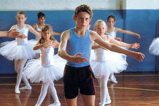 Billy Elliot, circa 2000