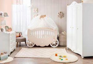 Çilek mobilya bebek odası modelleri ve fiyatları