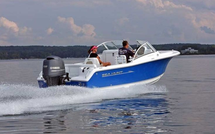 What is a dual console boat?