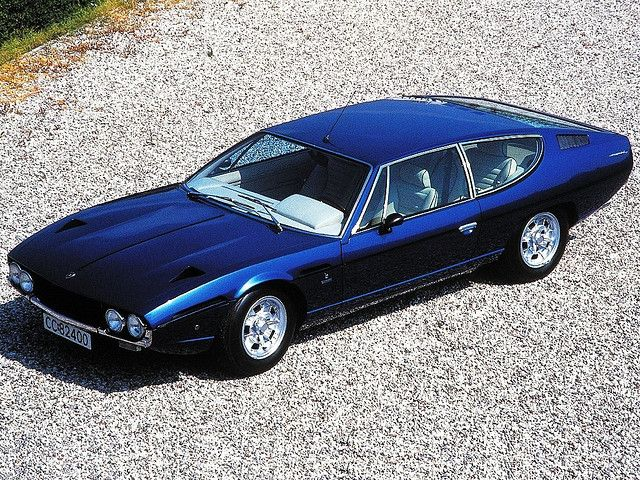 Lamborghini Espada by Auto Clasico, via Flickr