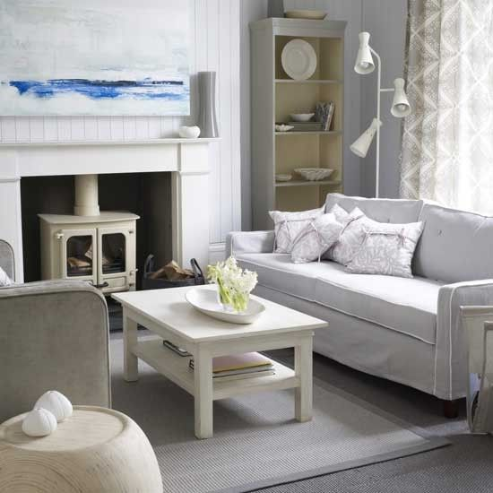 A Blog About Coastal Decor And Diy On A Budget: 1000+ Ideas About Nautical Living Rooms On Pinterest