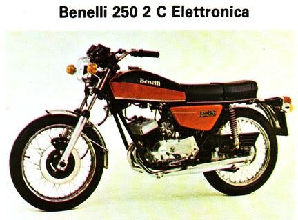 1980 Benelli 250 2 C