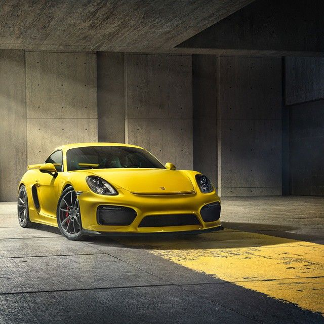 Who wouldn't love to drive this?  2016 Porsche Cayman GT4  Price : $85,595 Engine : Rear Flat 6  Drivetrain : RWD  Follow @LuXuper for daily pics + specs  Follow @LuXuper for daily pics + specs  Follow @LuXuper for daily pics + specs  Photo by Porsche.  #LuXuper #supercars #luxury #power #performance #fast #picoftheday #photooftheday #carstagram #igdaily #German #Germany #Deutsch #schön #bitte #danke #spass #Porsche #Cayman #GT #yellow #track #trackday #new #fresh #fancy #rich #famous…
