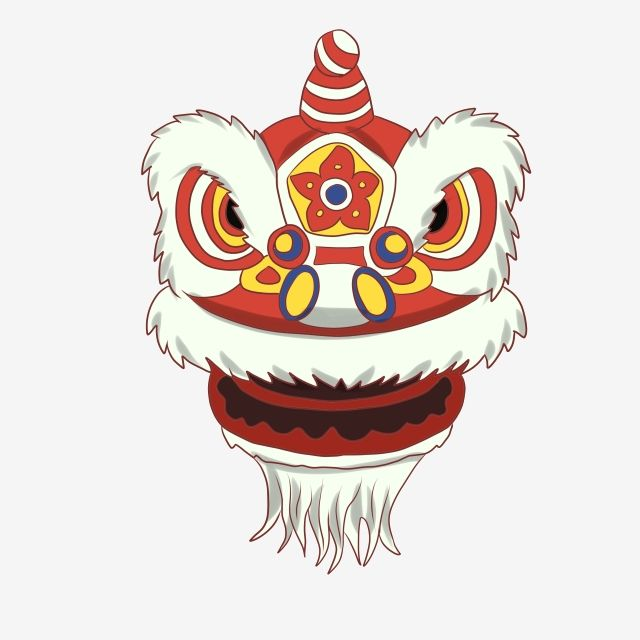 Cartoon Lion Dance Head Illustration Lion Head Drama Props Cartoon Props Illustration Png Transparent Clipart Image And Psd File For Free Download Cartoon Lion Lion Dance Chinese Lion Dance