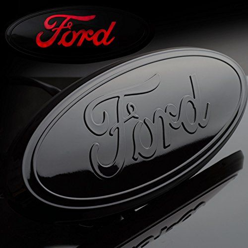 2004-2014 Ford F150 Truck Rear Tailgate 9″ Emblem Black finish Licensed LED Light Ford logo 6620. For product info go to:  https://www.caraccessoriesonlinemarket.com/2004-2014-ford-f150-truck-rear-tailgate-9%e2%80%b3-emblem-black-finish-licensed-led-light-ford-logo-6620/