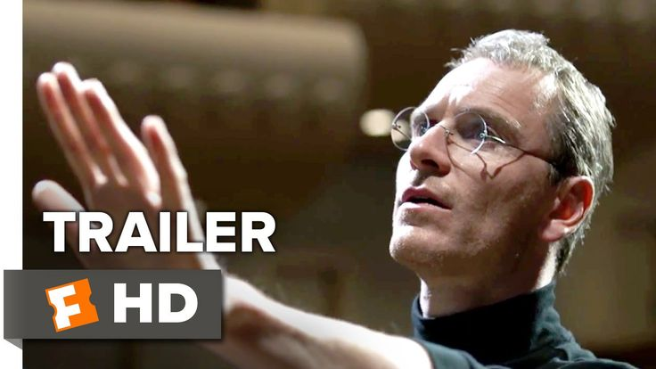 2nd trailer arrives for the 'Steve Jobs' Biopic starring Michael Fassbender.