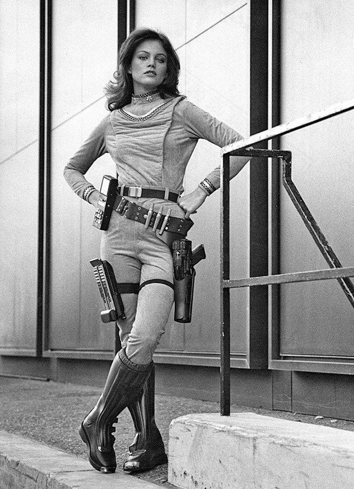 Maren Jensen as Athena Battlestar Galactica (1978)