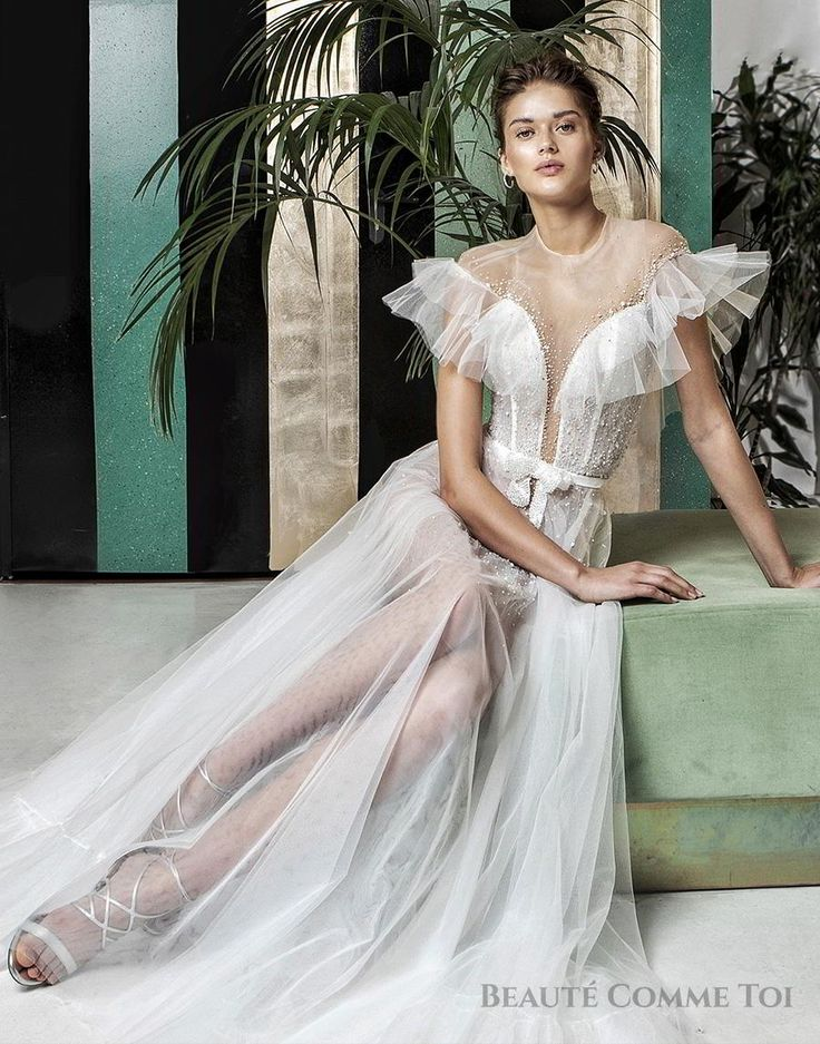 """Breathtaking """"Modern Vintage"""" Wedding Dresses by Beauté Comme Toi — Fall/Winter 2019 Bridal Collection"""
