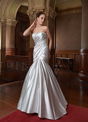 1000 Images About Colored Wedding Dresses On Pinterest