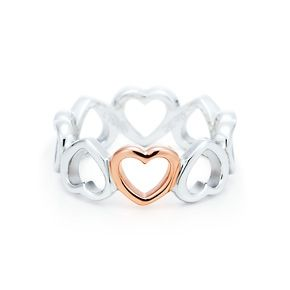I heart tiffany jewelry