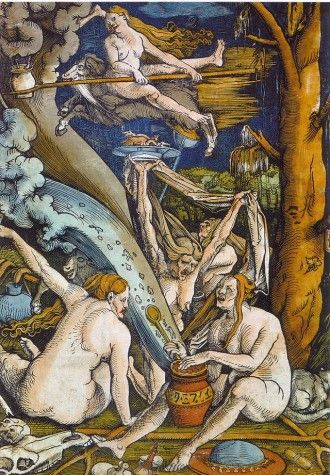 Las brujas y sus aquelarres en la historia del arte (FOTOGALERÍA) « Pijamasurf - Noticias e Información alternativa