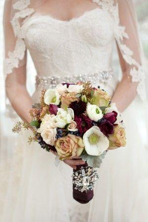 Elegant Vintage Wedding Inspiration | Elizabeth Anne Designs: The Wedding Blog