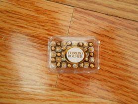 mini Ferrero Rocher - tutorial