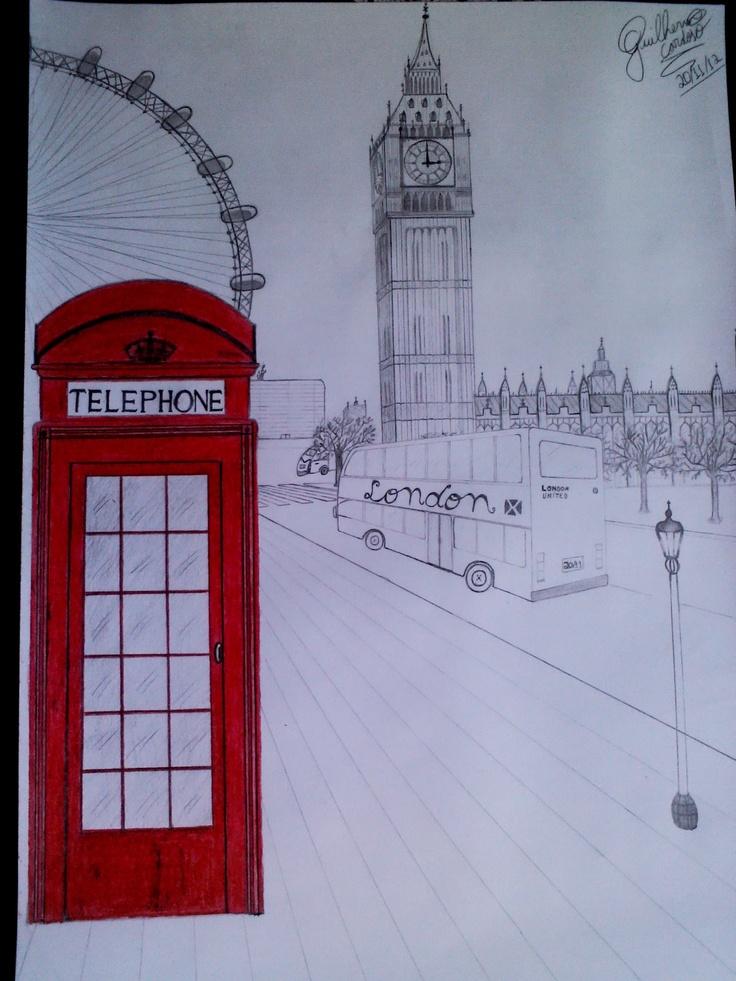 лондон рисунки легкие производители мебели предлагают