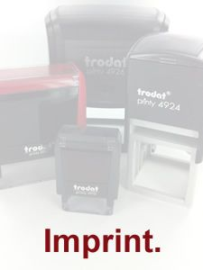 Custom Rubber Stamps   Personalize Custom Stamps Online from $4.95