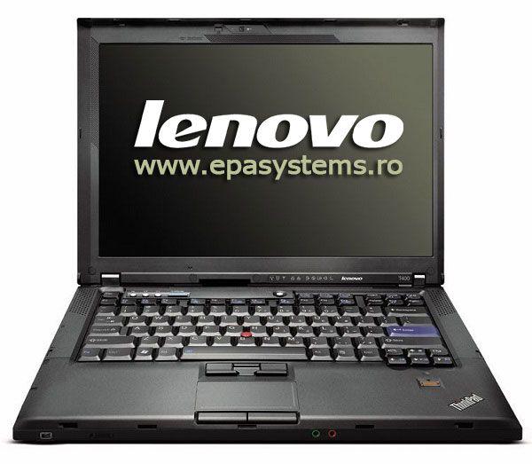 "Lenovo ThinkPad T400  • Intel Core 2 Duo, P8600 2.4 GHz, 3MB L2 cache, 1066MHz FSB • HDD 160 GB • 2 GB RAM DDR3 • DVD-RW • Lan 10/100/1000 • Wi-Fi 802.11 a/b/g • Bluetooth • Intel GMA 4500 MHD • 14"" TFT 1440x900 • 3 x USB 2.0 • 1 x Fireware  Garantie: 12 luni Alte amanunte aici: http://www.epasystems.ro/produse-promotii-recomandari  #laptopcraiova"
