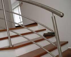 resultado de imagen para barandales de aluminio escaleras