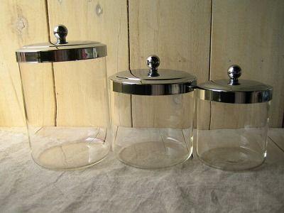【楽天市場】グラスジャー Sサイズ ガラス ガラスジャー ガラス キャニスター 瓶 ビン 保存容器 キッチン用品:メルシープレゼント 「雑貨屋」