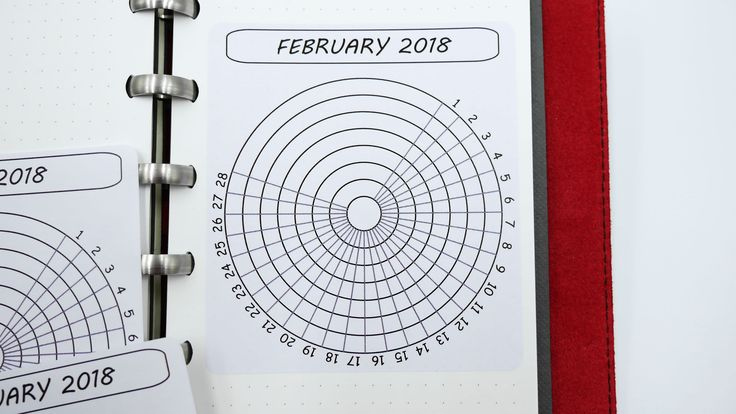 Excited to share the latest addition to my #etsy shop: bullet journal monthly tracker - on sticker paper - 7 tracking options on one page - set of 12 months - wheel habit tracker http://etsy.me/2CmPkDF #supplies #cardmakingstationery #bujosticker #wheelhabittracker