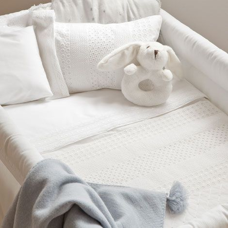 New Born Percale Mini Quilt | ZARA HOME United Kingdom