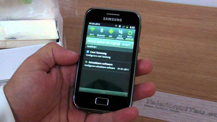 Stock Rom Samsung Galaxy Ace Plus (GT-S7500) (2.3.6) (S7500DXMG3) | STOCK ROM UPDATE