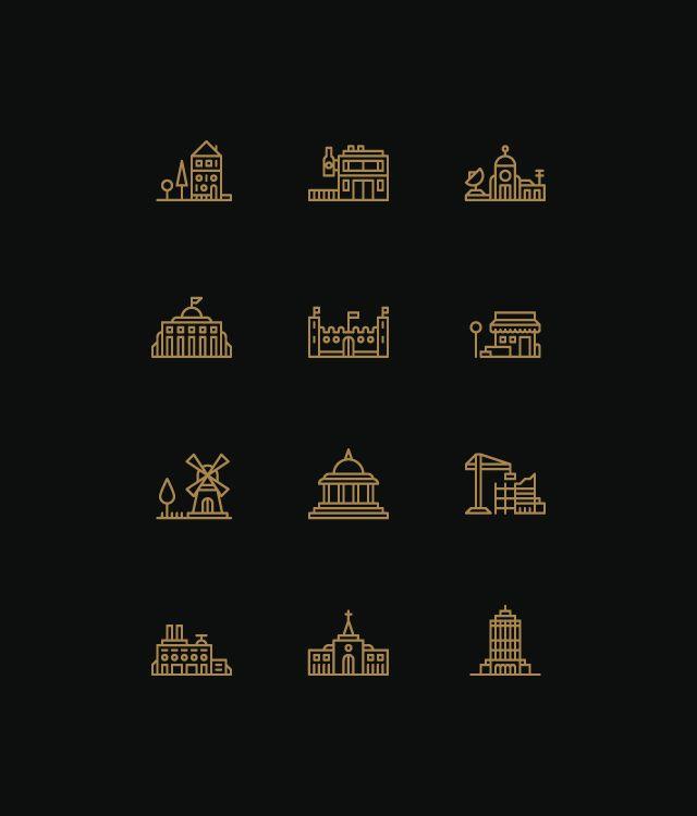 Buildings by Tim Boelaars