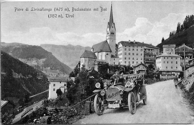 FotoLadinia le foto della Val Badia e delle Dolomiti - Cartoline/Pieve di Livinallongo