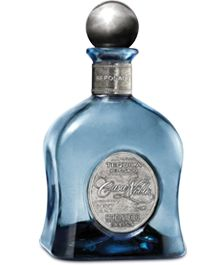 Casa Noble Tequila, one of the best tequilas I've ever had. There is a case of this in my bar at all times!